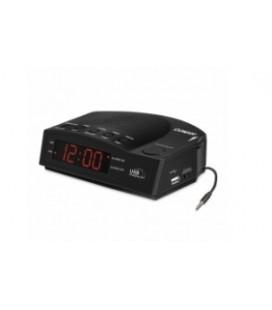RADIO DESPERTADOR CON PUERTO USB WCR14