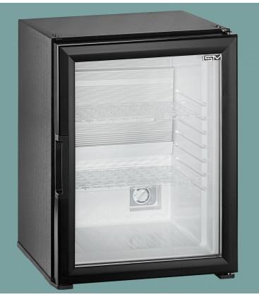 Minibar 40 Litros Puerta Cristal
