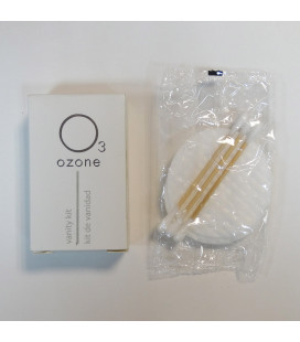 KIT VANITY (BASTONCITOS, DISCOS ALGODON) OZONE