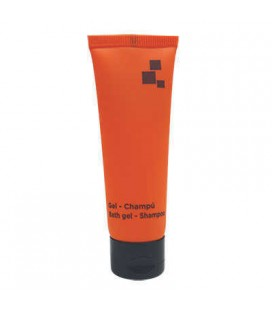 CHAMPÚ-GEL BLACK ORANGE 30 ml