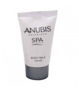 BODY MILK CAVIAR TUBO 30ml ANUBIS SPA