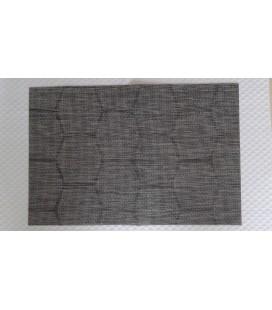 MANTEL INDIVIDUAL PVP FLEXIBLE JACQUARD PLEXO 45X30