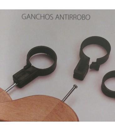 GANCHO PLÁSTICO PERCHA ANTIRROBO
