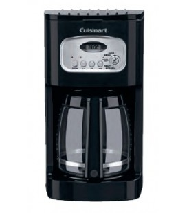 CAFETERA PROGRAMABLE NEGRA 12 TAZAS DCC-1100BKW