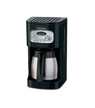CAFETERA PROGRAMABLE NEGRA 10 TAZAS DCC-1150BKW